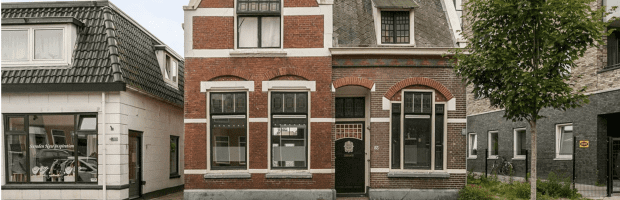 Herbouw pand aan de Groningerstraat in Assen